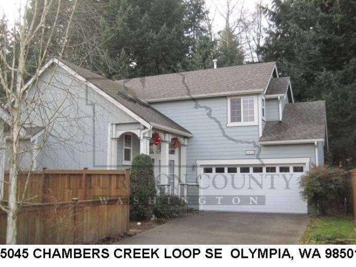 5045 Chambers Creek Lp Se Olympia Wa 2003 Sold Home