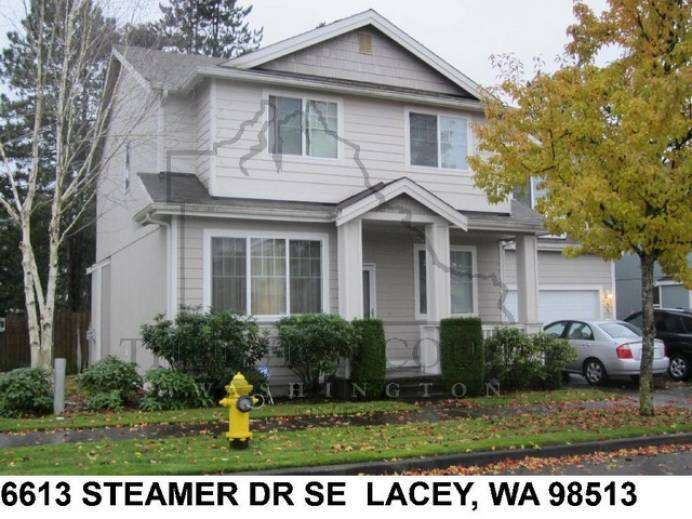 6613 Steamer Dr, Lacey, WA - 2002 Sold Home