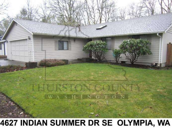 4627 Indian Summer Dr Se Olympia Wa 2003 Sold Home