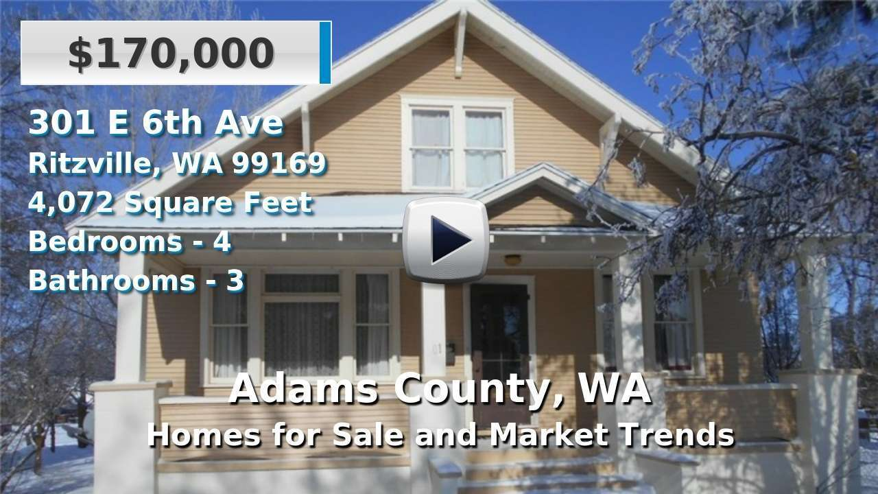 Adams County Homes for Sale and Real Estate Trends