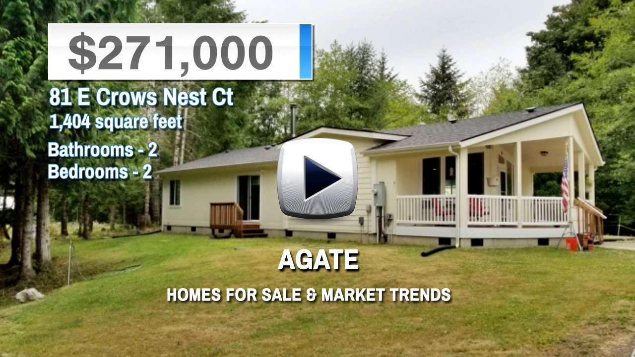 Agate Homes for Sale and Real Estate Trends