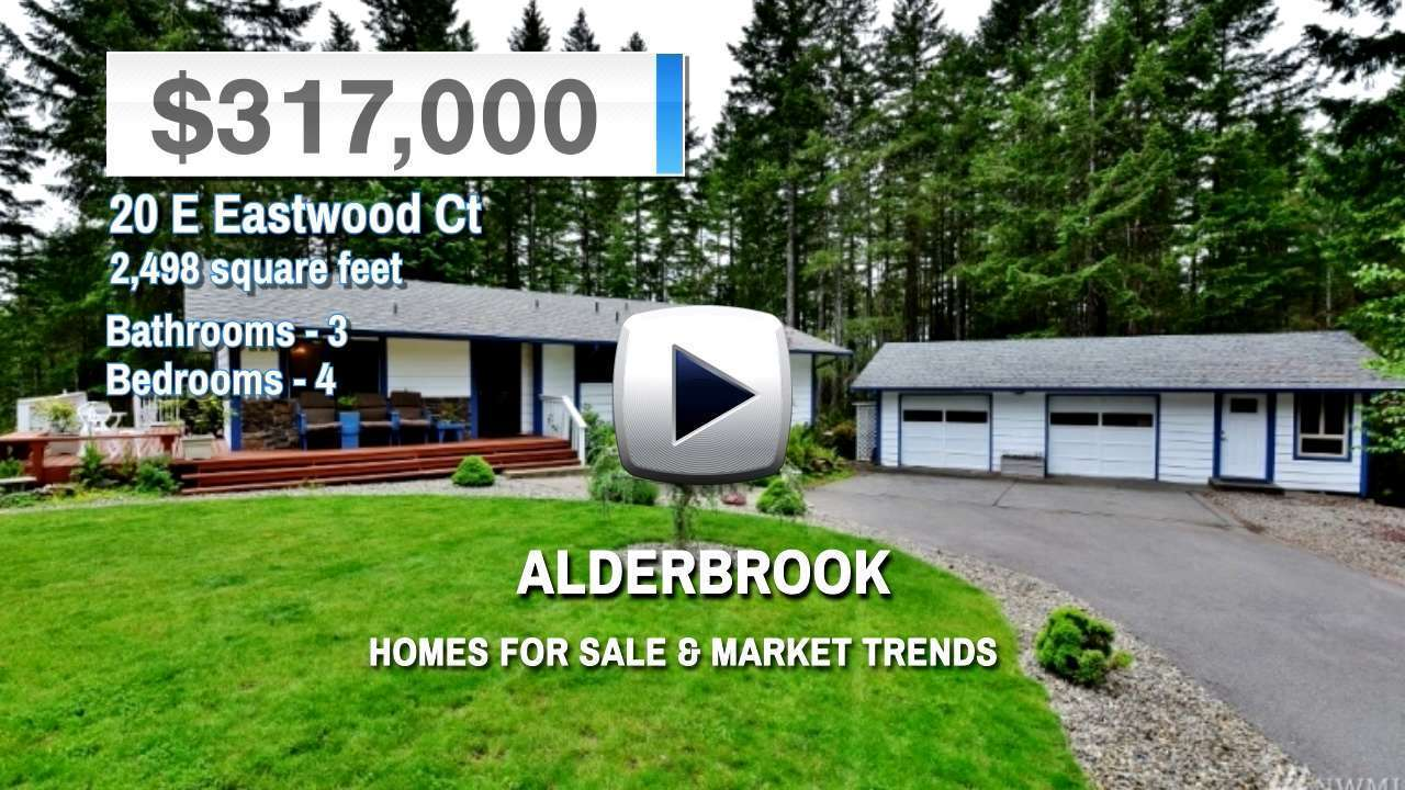 Alderbrook Homes for Sale and Real Estate Trends