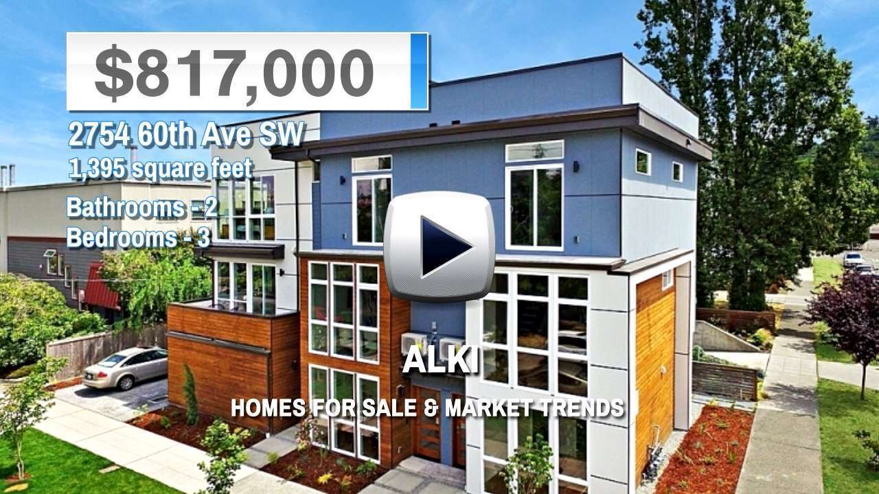Alki Homes for Sale and Real Estate Trends