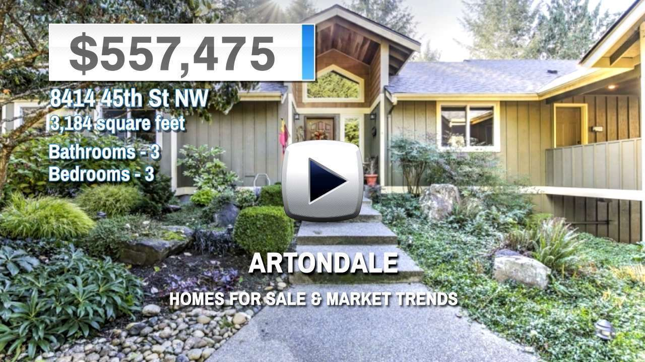 Artondale Homes for Sale and Real Estate Trends