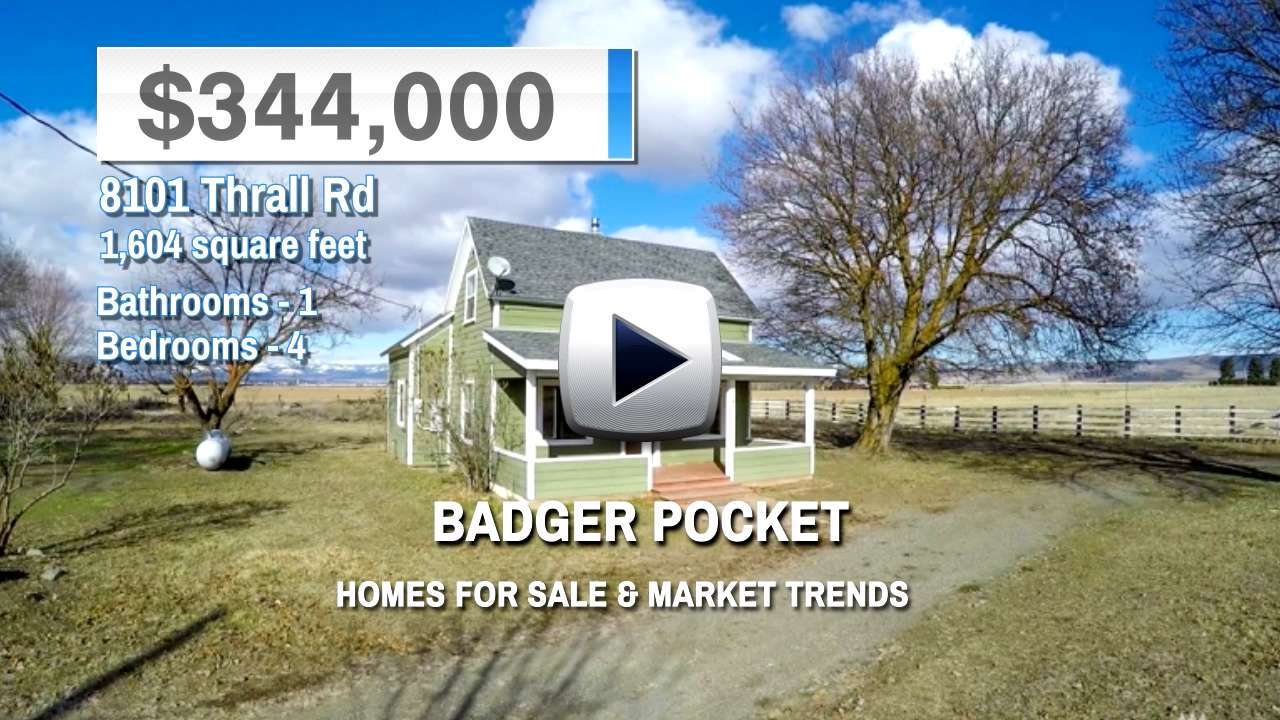 Badger Pocket Homes for Sale and Real Estate Trends