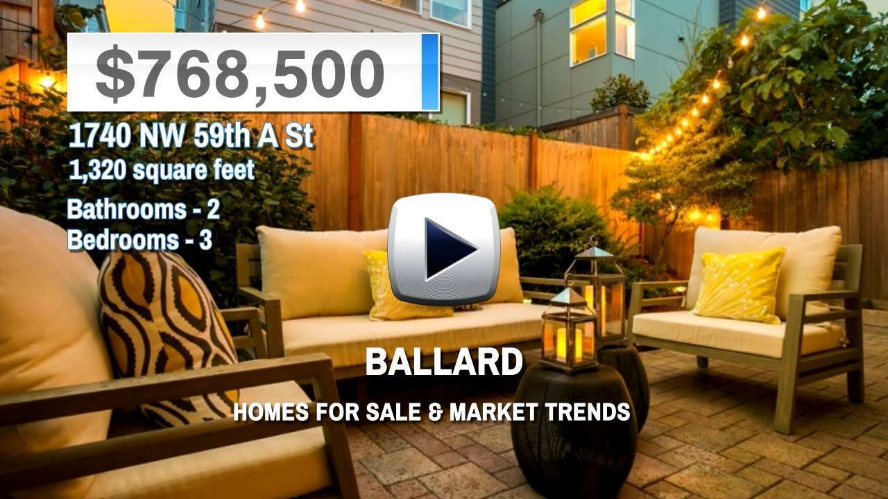Ballard Homes for Sale and Real Estate Trends