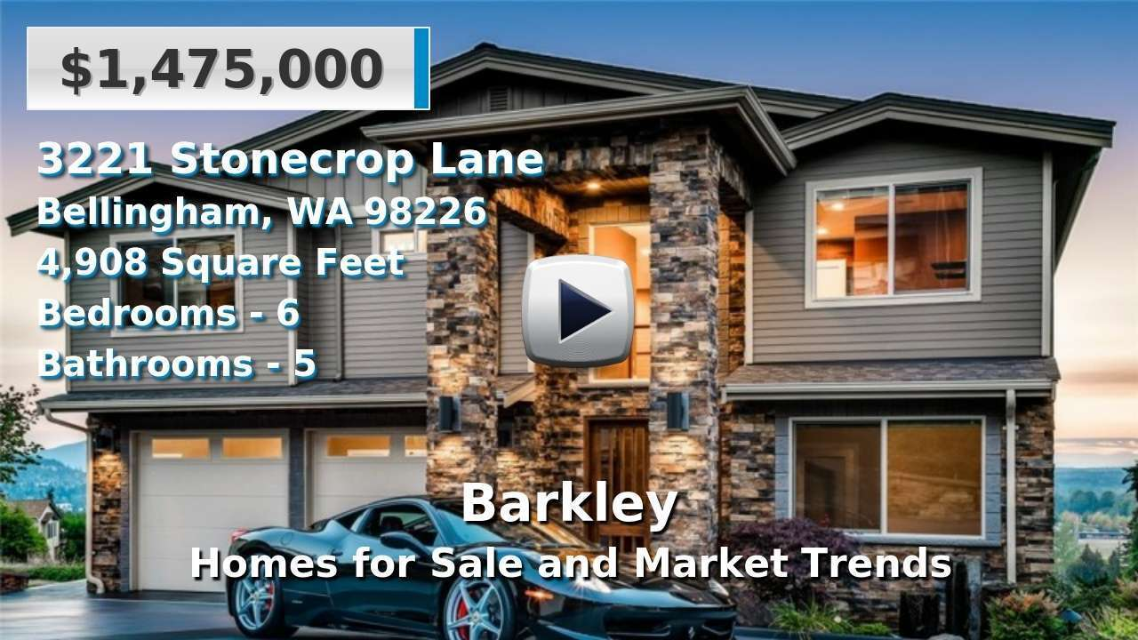 Barkley Homes for Sale and Real Estate Trends