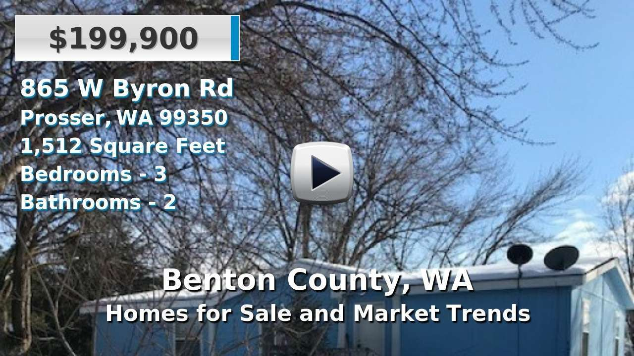 Benton County Homes for Sale and Real Estate Trends