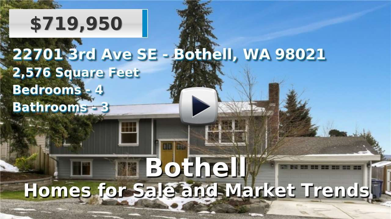 Bothell, WA Real Estate