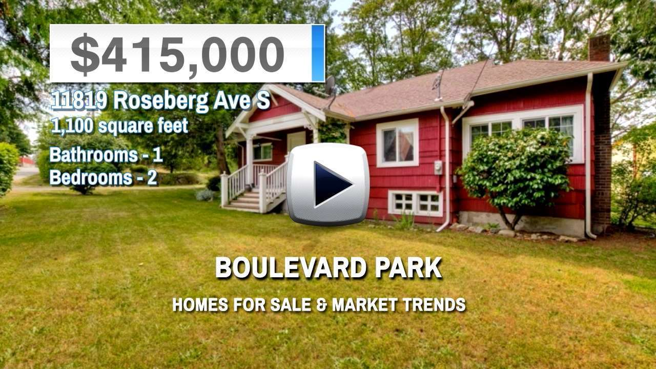 Boulevard Park Homes for Sale and Real Estate Trends
