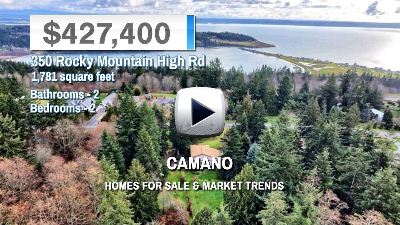 Camano Homes for Sale and Real Estate Trends