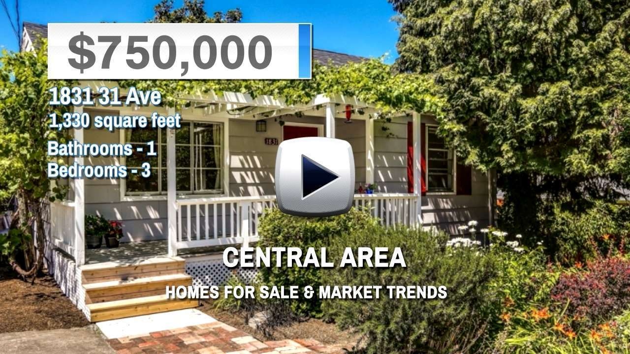 Central Area Homes for Sale and Real Estate Trends