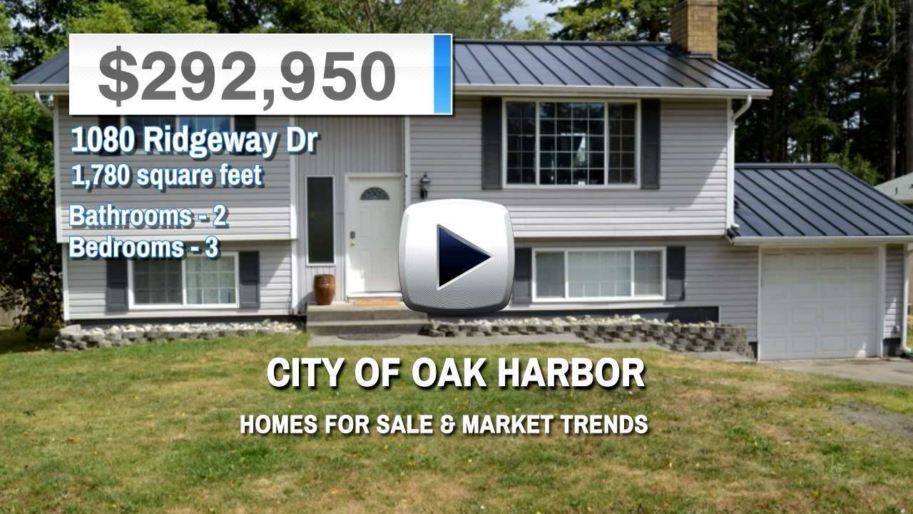 City Of Oak Harbor Homes for Sale and Real Estate Trends