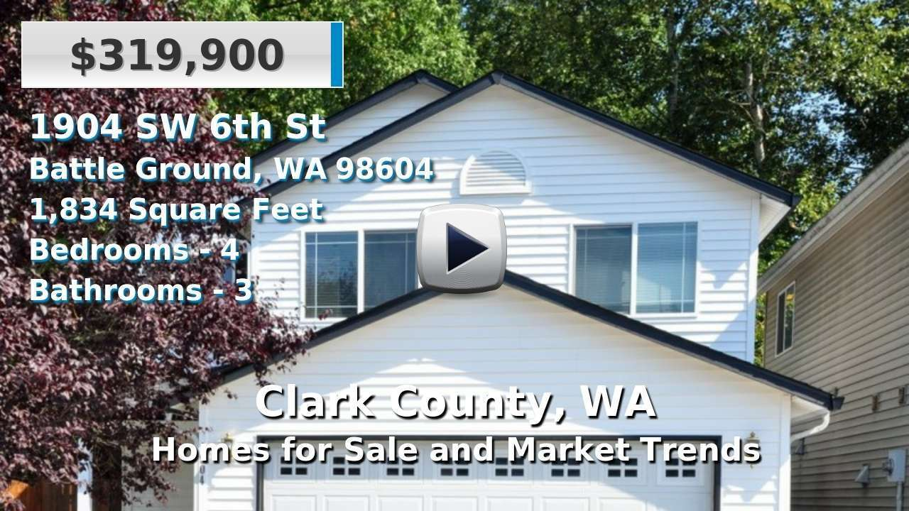 Clark County Homes for Sale and Real Estate Trends
