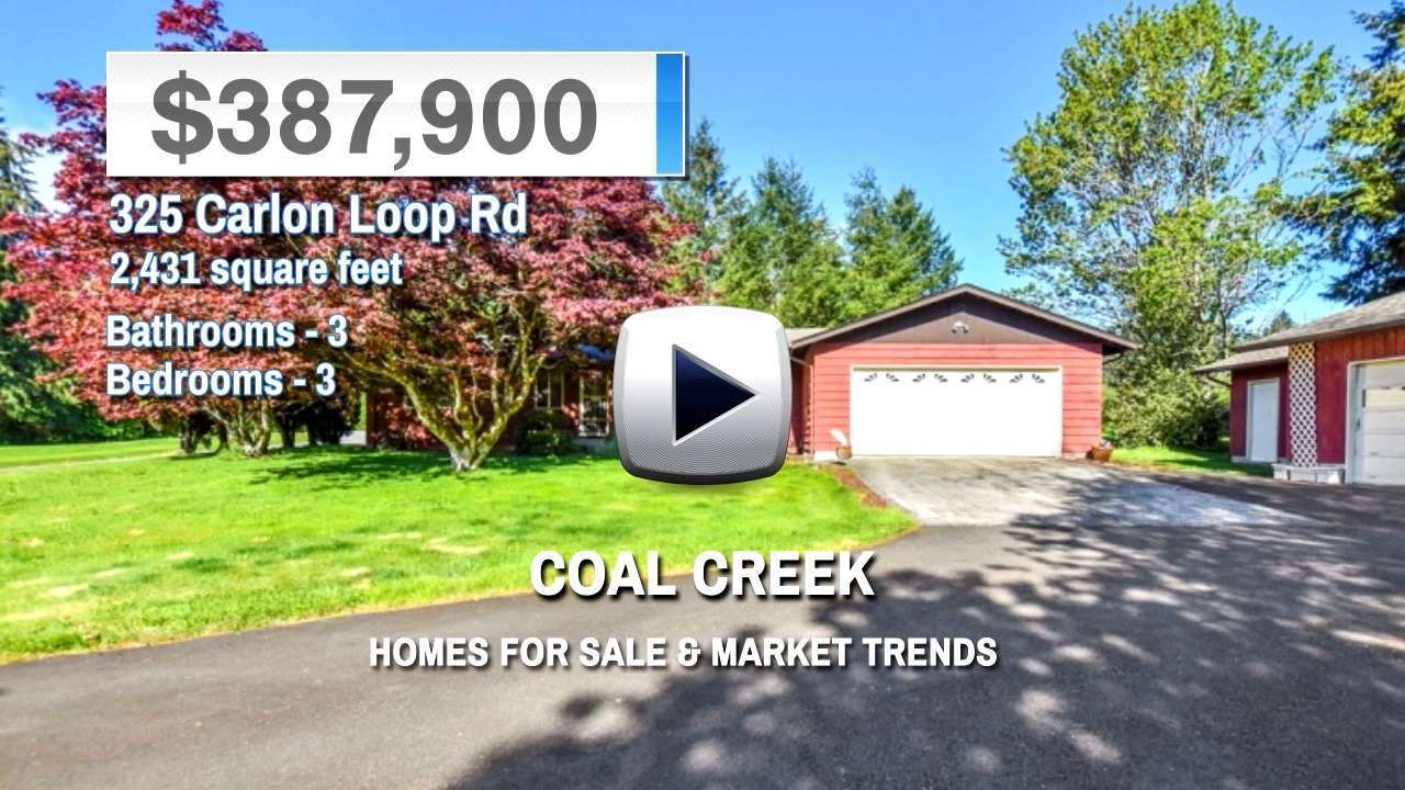 Coal Creek Homes for Sale and Real Estate Trends