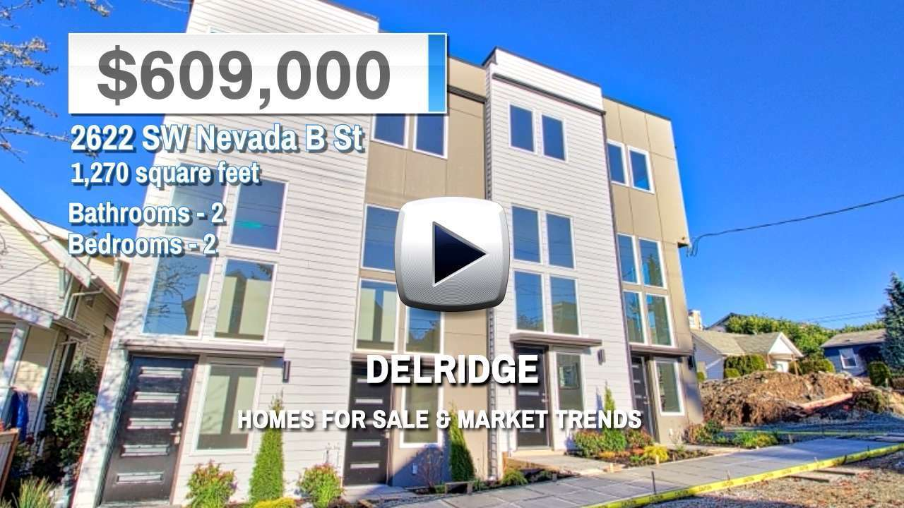 Delridge Homes for Sale and Real Estate Trends