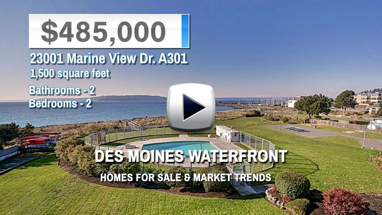 Des Moines Waterfront Homes for Sale and Real Estate Trends