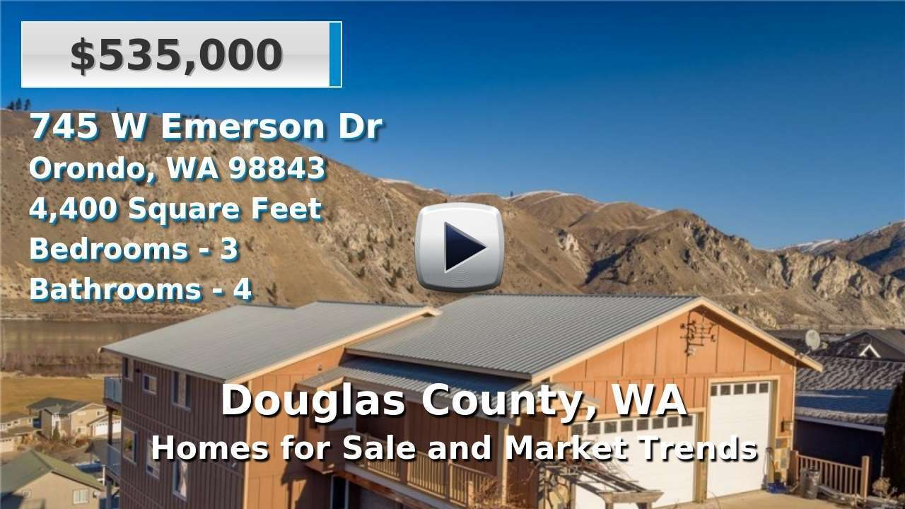 Douglas County Homes for Sale and Real Estate Trends