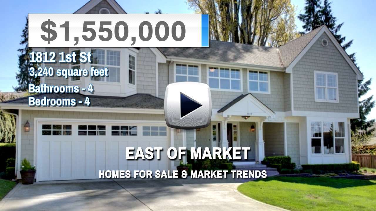 East Of Market Homes for Sale and Real Estate Trends