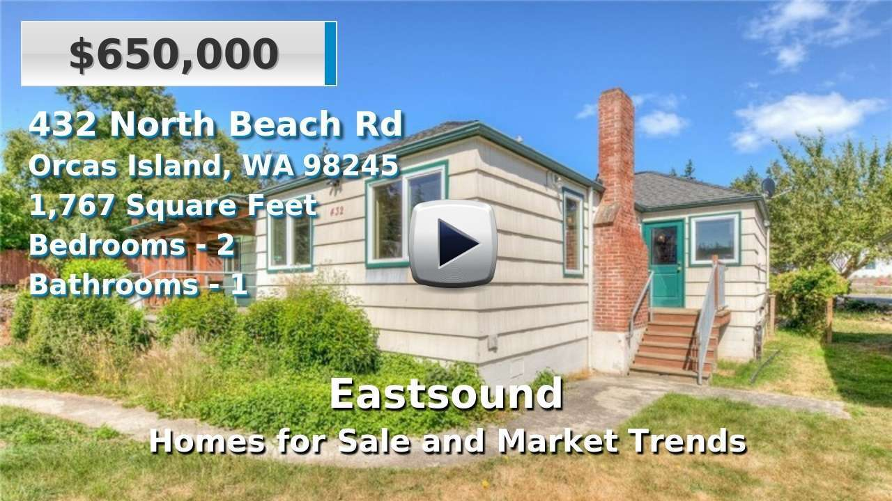 Eastsound Homes for Sale and Real Estate Trends