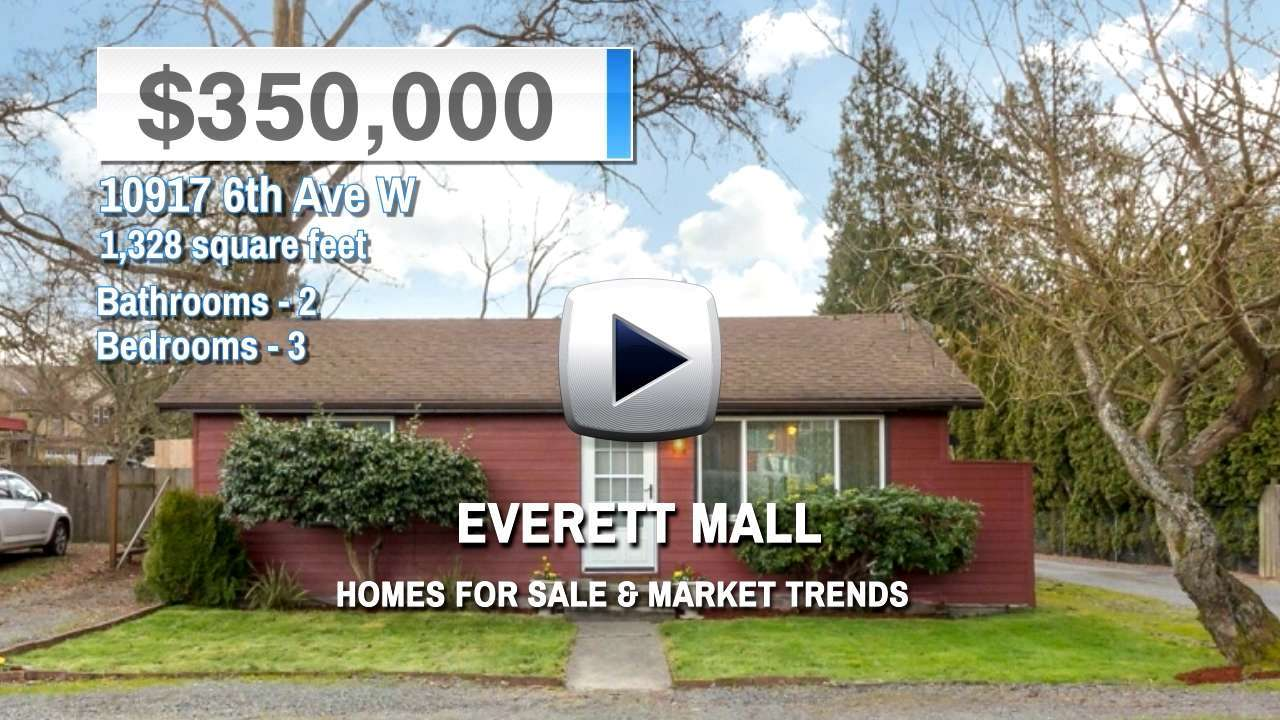 Everett Mall Homes for Sale and Real Estate Trends