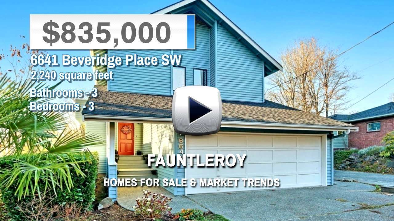 Fauntleroy Homes for Sale and Real Estate Trends