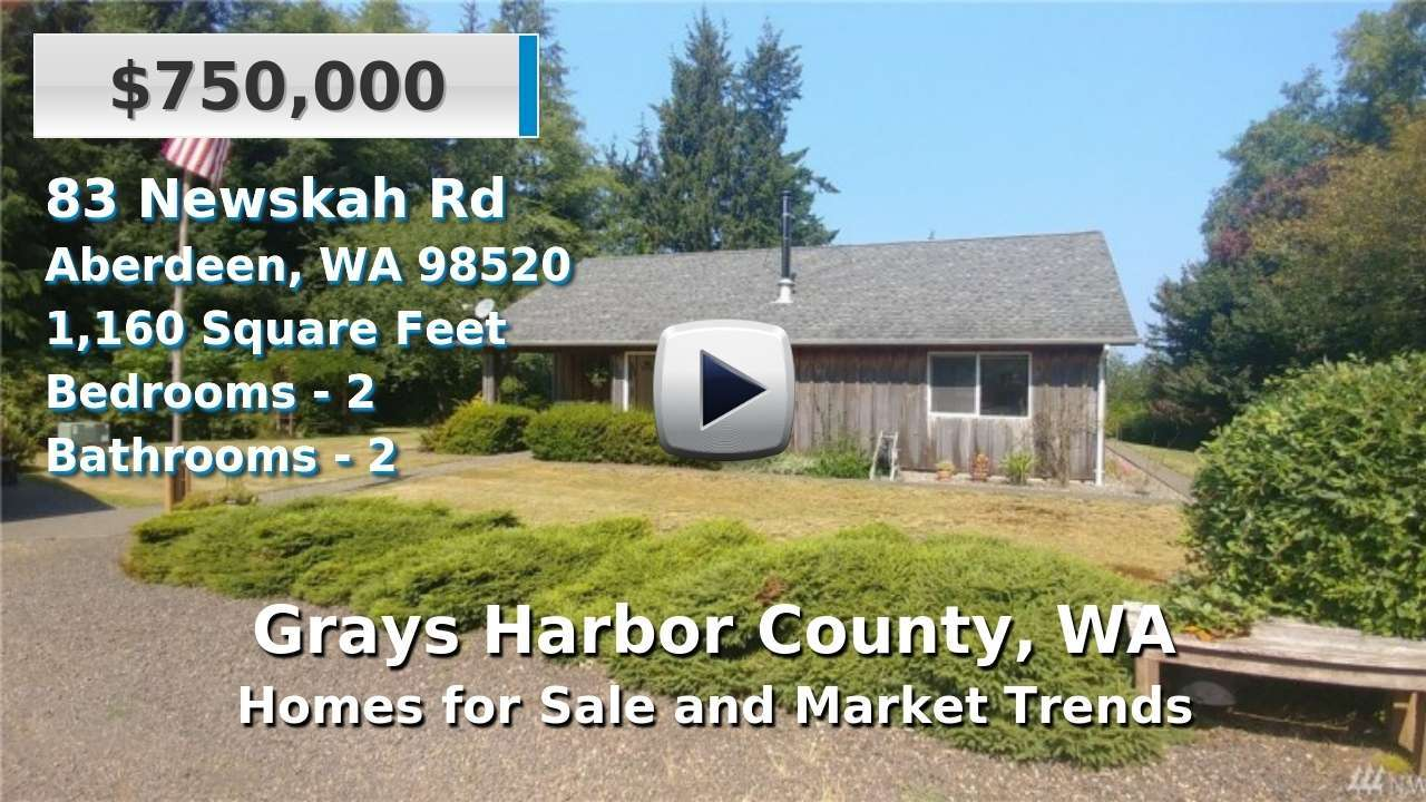 Grays Harbor County Homes for Sale and Real Estate Trends