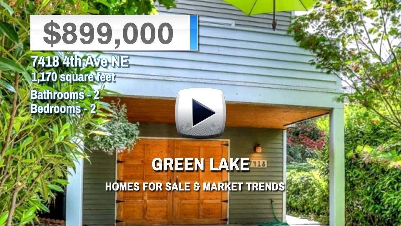 Green Lake Homes for Sale and Real Estate Trends