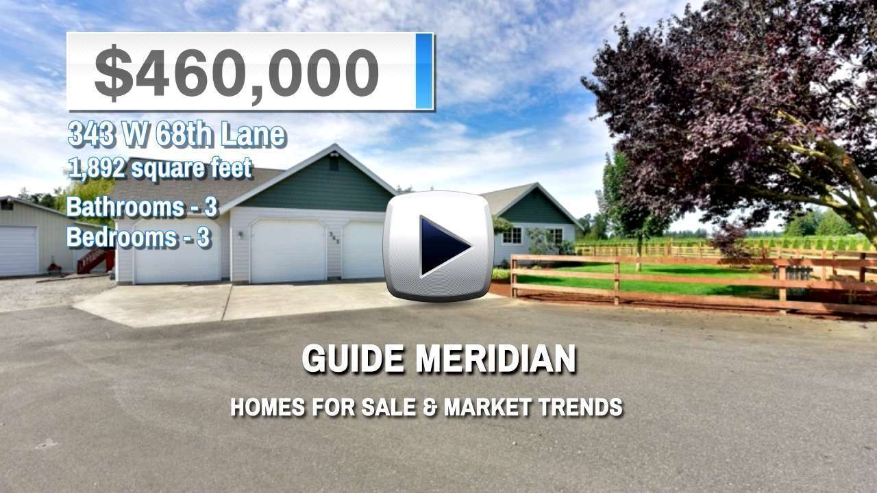 Guide Meridian Homes for Sale and Real Estate Trends