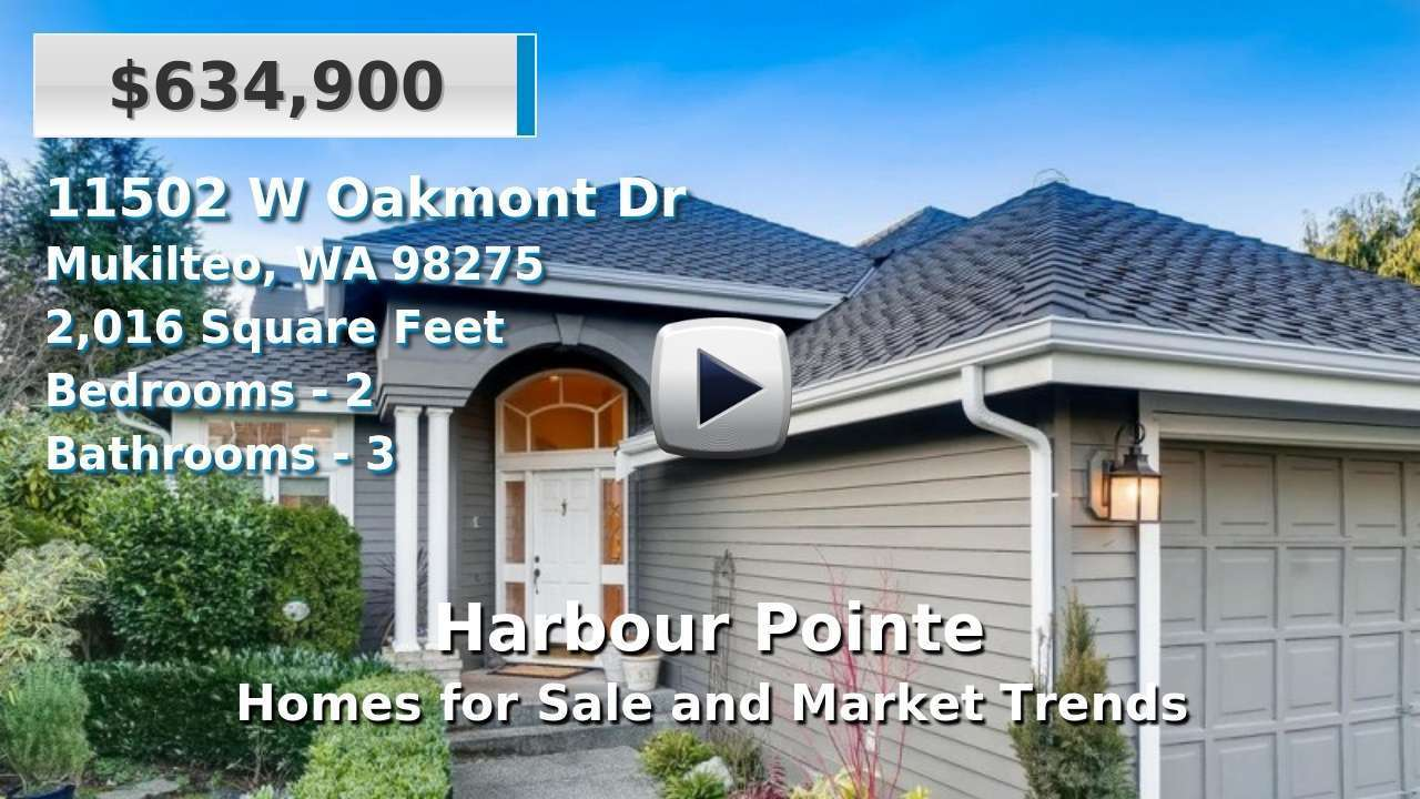 Harbour Pointe Homes for Sale and Real Estate Trends