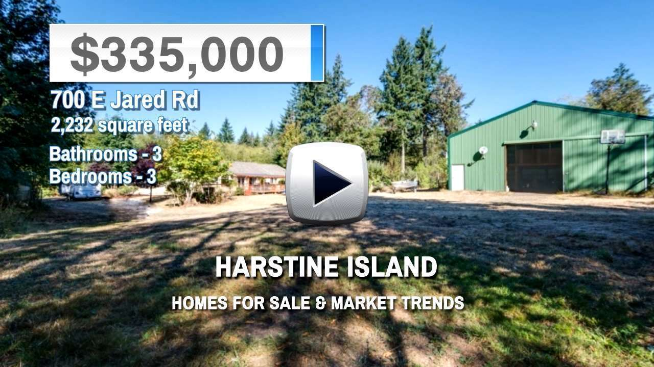 Harstine Island Homes for Sale and Real Estate Trends