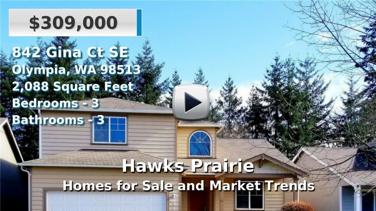 Hawks Prairie Homes for Sale and Real Estate Trends