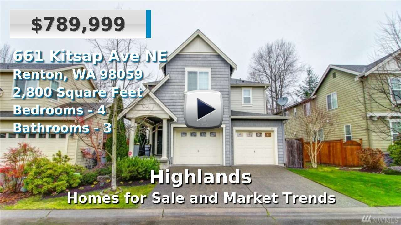 Highlands Homes for Sale and Real Estate Trends