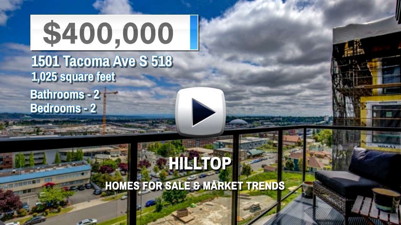 Hilltop Homes for Sale and Real Estate Trends