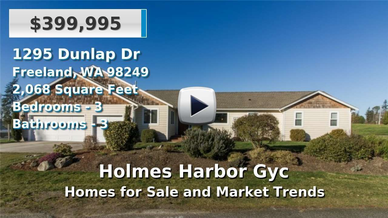 Holmes Harbor Gyc Homes for Sale and Real Estate Trends