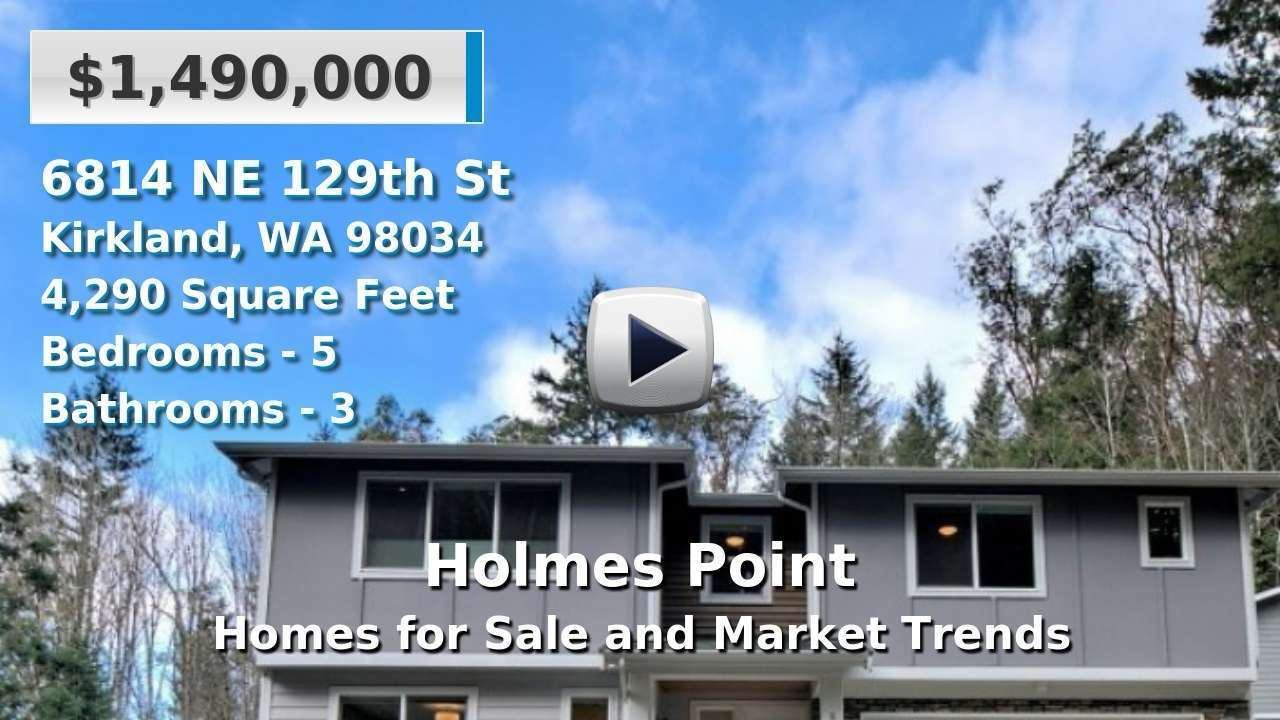 Holmes Point Homes for Sale and Real Estate Trends