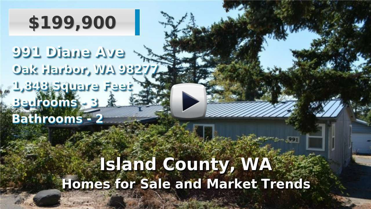 Island County Homes for Sale and Real Estate Trends