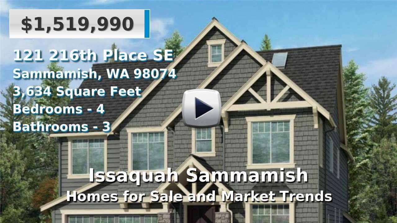 Issaquah Sammamish Homes for Sale and Real Estate Trends