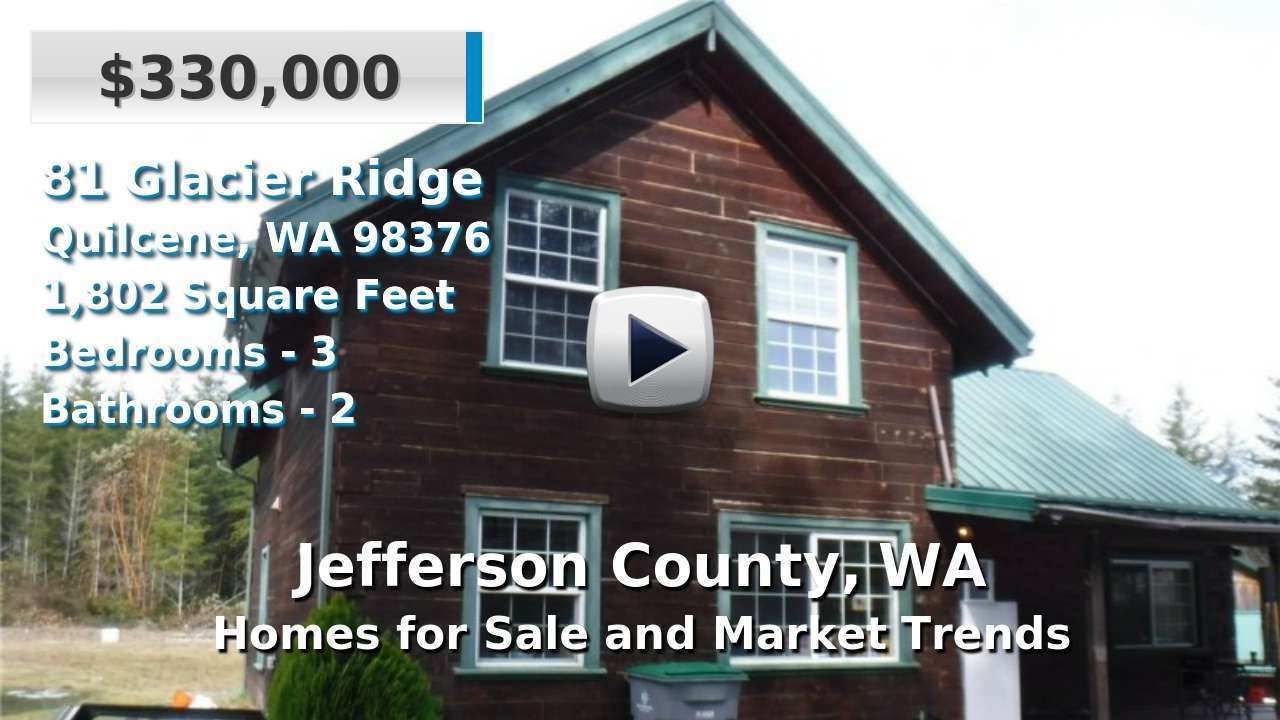 Jefferson County Homes for Sale and Real Estate Trends