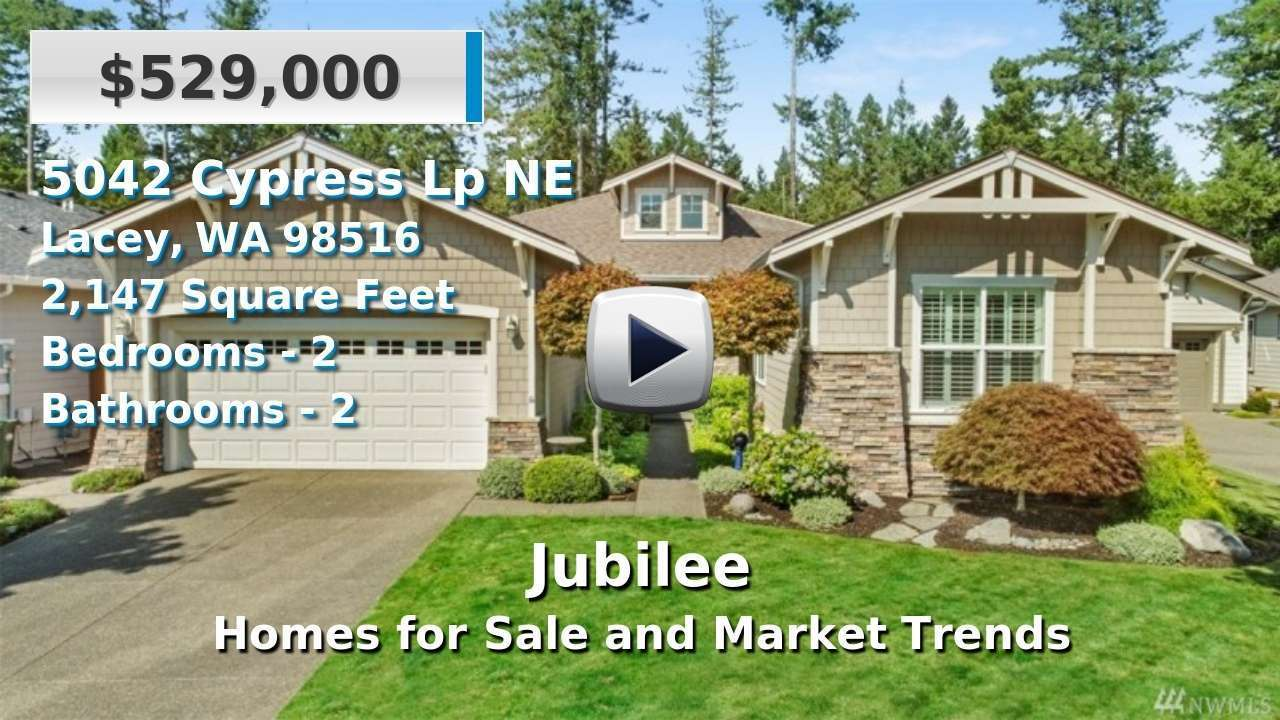 Jubilee Homes for Sale and Real Estate Trends