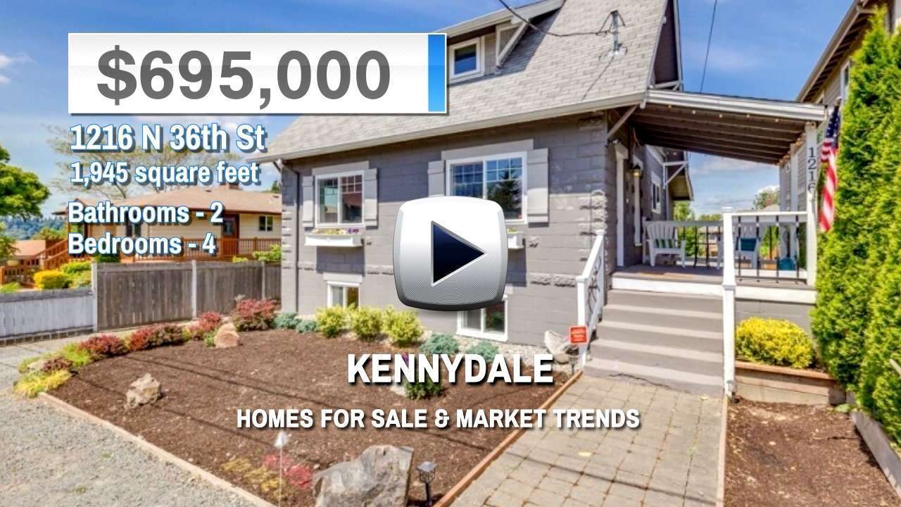 Kennydale Homes for Sale and Real Estate Trends
