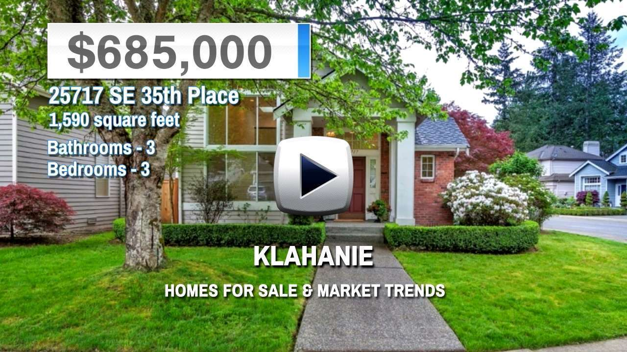 Klahanie Homes for Sale and Real Estate Trends