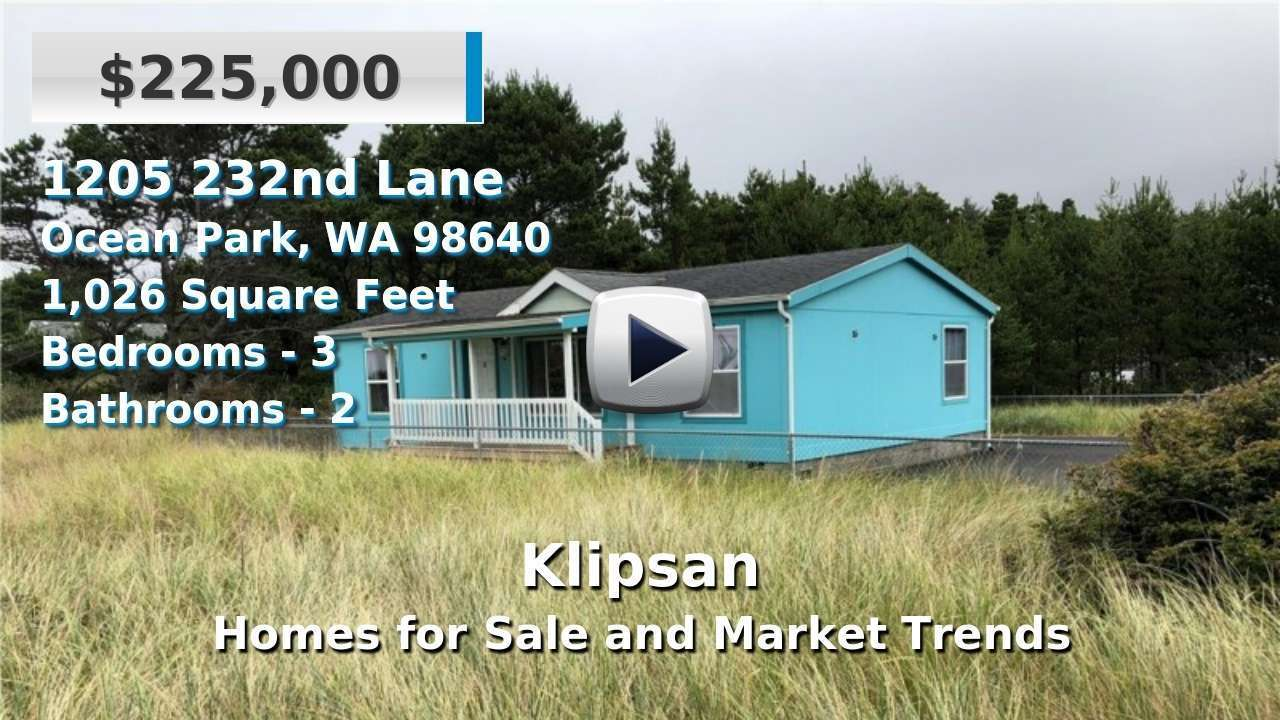 Klipsan Homes for Sale and Real Estate Trends