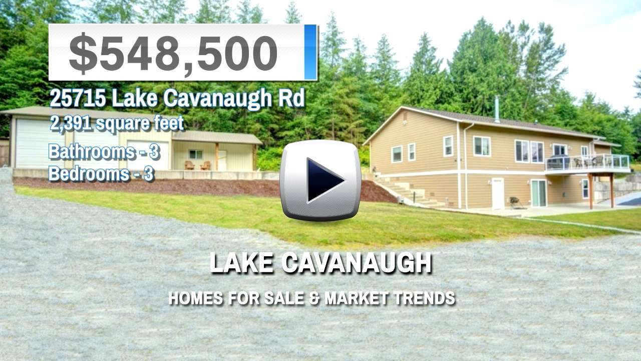 Lake Cavanaugh Homes for Sale and Real Estate Trends