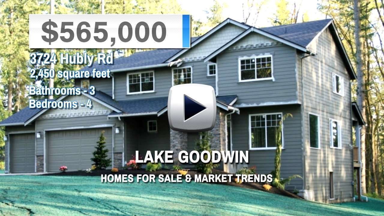 Lake Goodwin Homes for Sale and Real Estate Trends