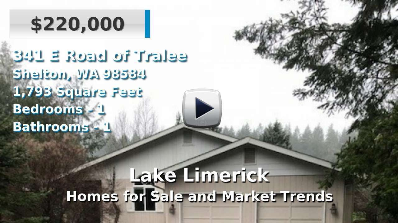 Lake Limerick Homes for Sale and Real Estate Trends