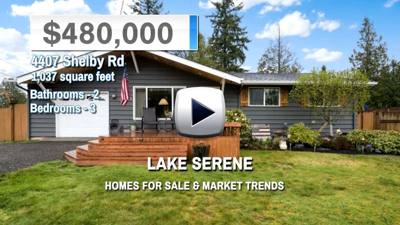 Lake Serene Homes for Sale and Real Estate Trends