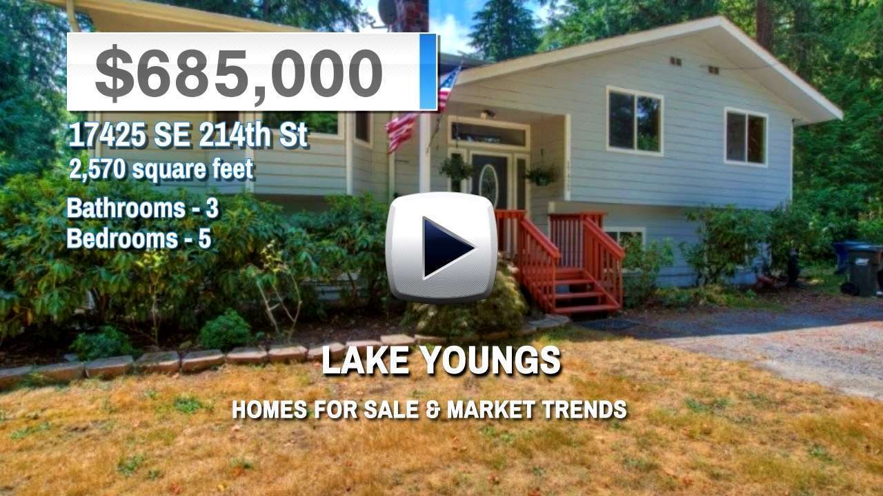 Lake Youngs Homes for Sale and Real Estate Trends