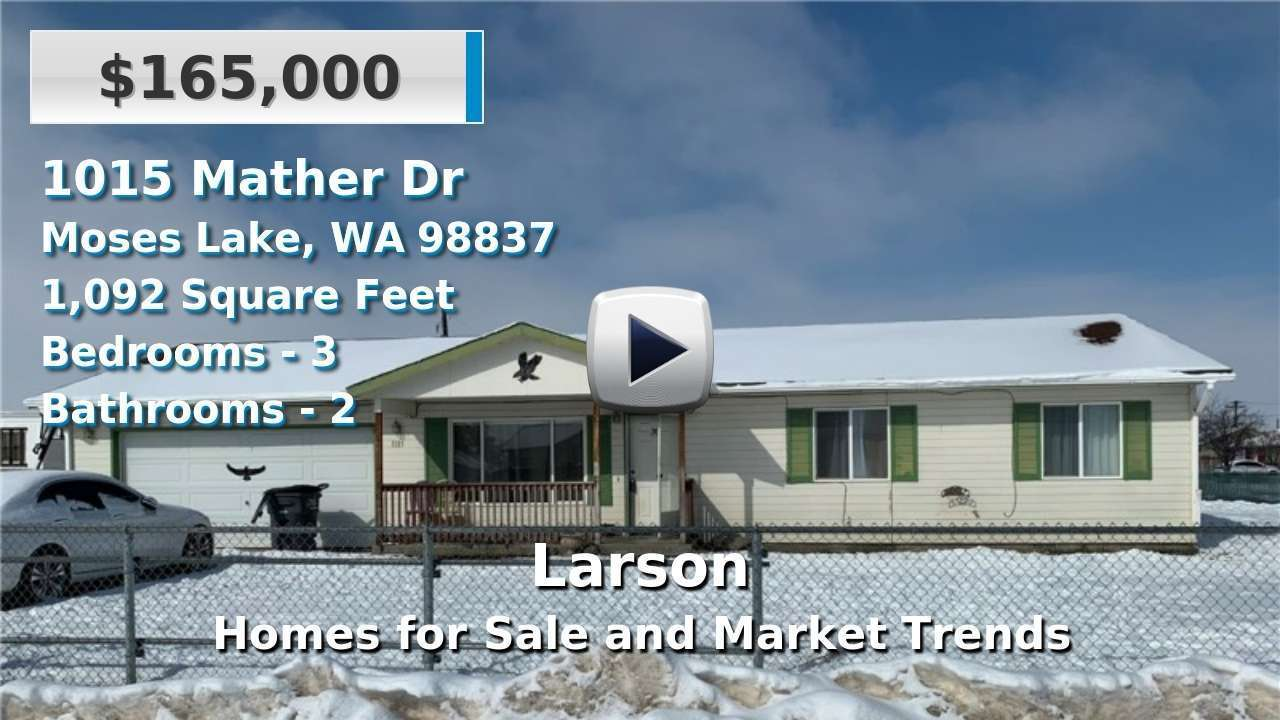 Larson Homes for Sale and Real Estate Trends