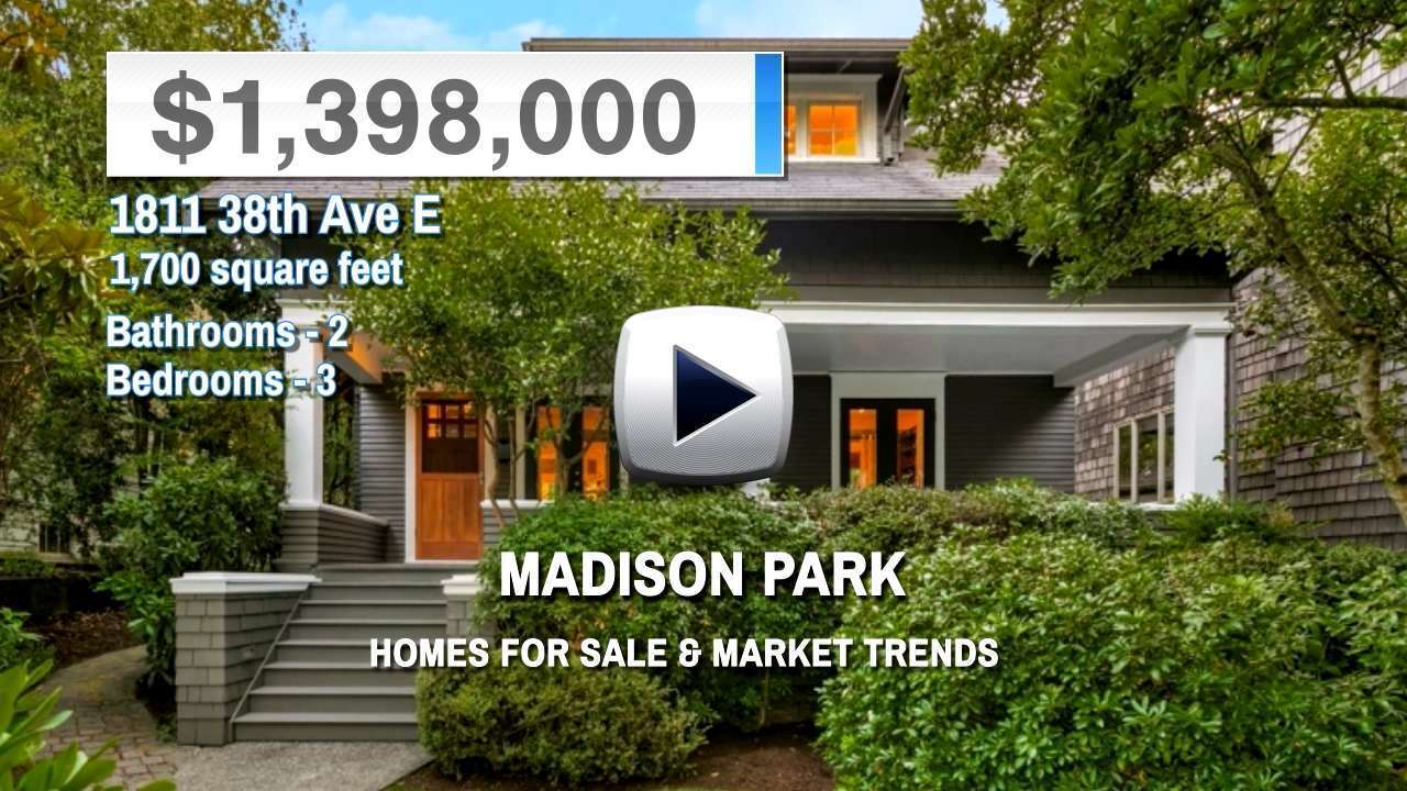 Madison Park Homes for Sale and Real Estate Trends